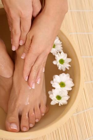Kosmetyki na piękne stopy